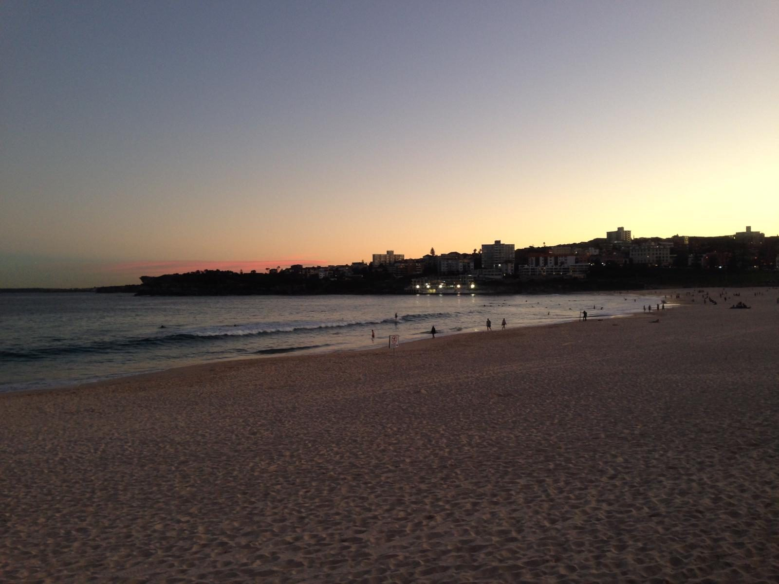 Sunset North Bondi
